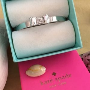 💯% Authentic Kate Spade Bow Bangle